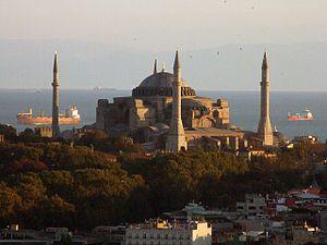 Paseo por Constantinopla, dónde estaba el Imperio romano de Oriente