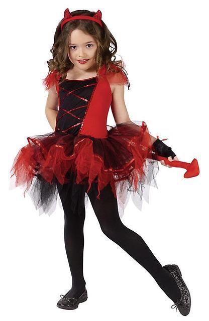 Детские костюмы на Хэллоуин (24 фото)