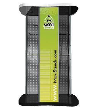 Stands - Ganchera blister display - MoviStands