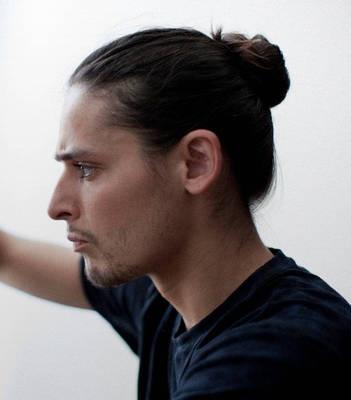 Todo Belleza: Hombres: Cómo atar el pelo