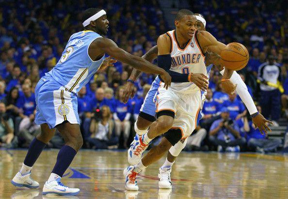 NBA Free Picks, TV Schedule, Vegas Odds, Denver Nuggets vs. Oklahoma City Thunder, November 1st 2015