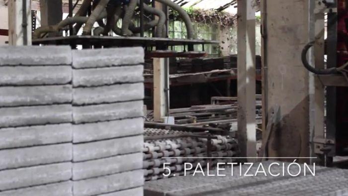 5.Paletización