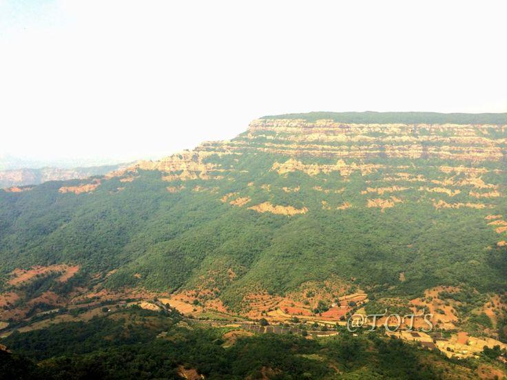 The Deccan Traps, Mahabaleshwar, Maharashtra, India