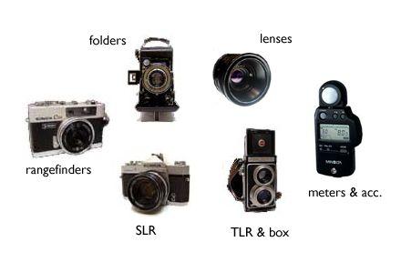 Matts Classic Camera Collection
