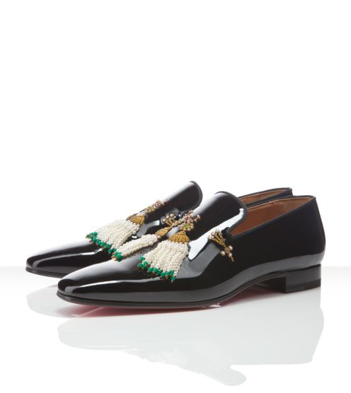 $2,095 Mikaraja Men's Flats by Christian Louboutin xx NEED THEM IN MY LIFE!