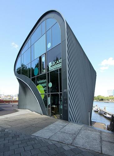 Arcam / Amsterdam Centre for Architecture    Architect: René van Zuuk Architekten,  Location: Amsterdam, The Netherlands