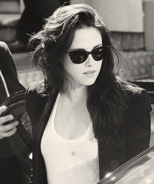 Kristen Stewart. I don't know why people think she's ugly. She's one