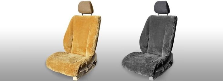 ShearComfort Sheepskin Seat Covers for your car, truck or van. Our custom sheepskin seat covers provide year-round comfort. Free shipping. Order now online or call the toll-free number: 1-800-663-7750. Sale on Now!