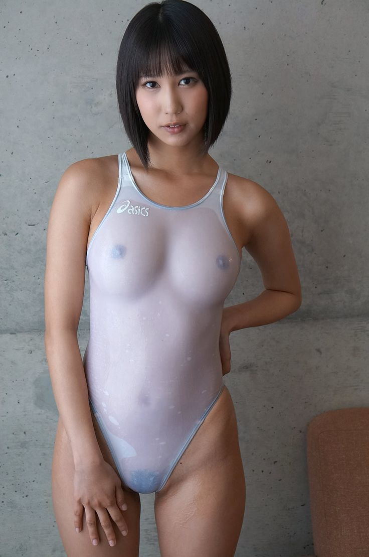 japanese transparent swimsuit