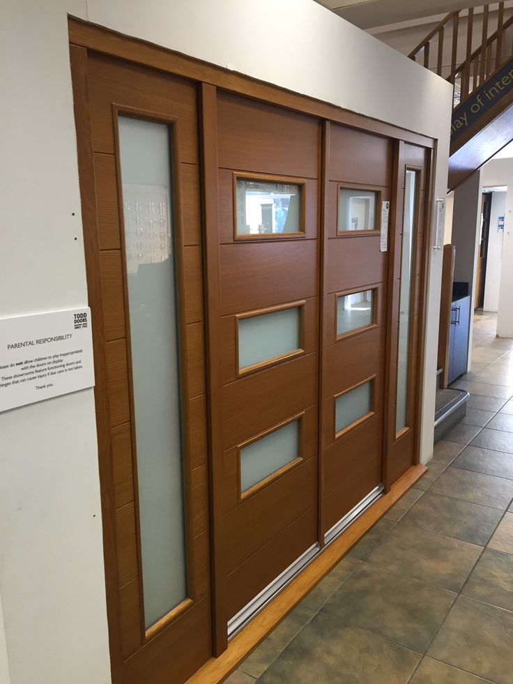 Todd Doors Showroom in Northolt. Beautiful doors for every home and every pocket. & 13 best Showrooms images on Pinterest | Showroom Door design and ... Pezcame.Com