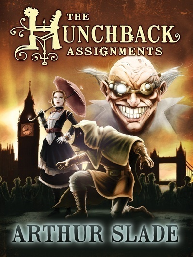 Cover for The Hunchback Assignments    http://igg.me/at/modo/x/2317118