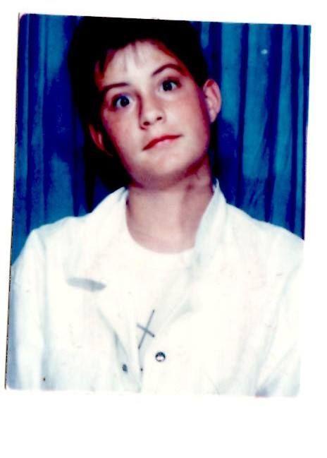 Denis Cote as a teenager aka Denis Cote before the tattoos ☺️