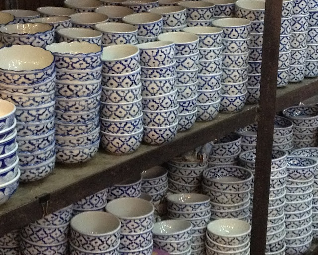 The House that Jane Built: Blue and White Chinese Porcelain