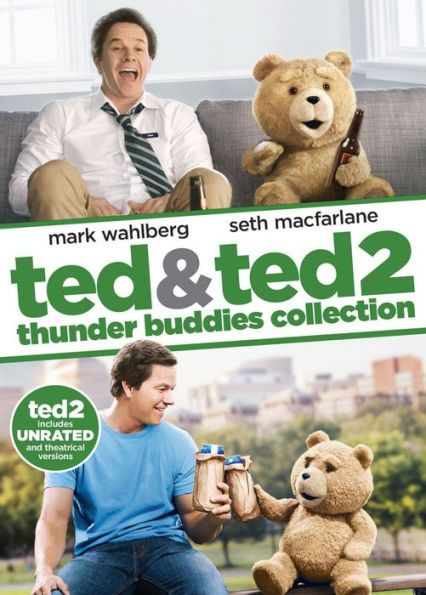 Ted thunder buddies lyrics