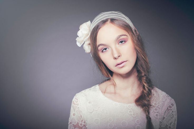 Model: Ester H @ NMG Models / MUAH: Karin Fröderberg / Photography & retouch: Ida Boman - http://idaboman.com