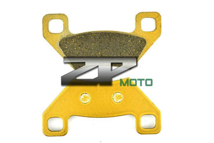 For ARCTIC CAT ATV 700 Super Duty Diesel 2010-2011 550 TRV 2011 550 HI EFi LE 09-10 Front & Rear Brake Pads OEM New High Quality