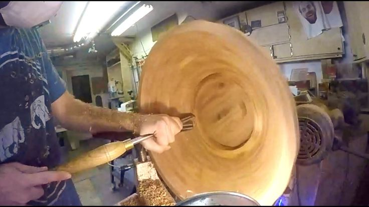 Thanksgiving Day Bowl: Segmented Woodturning #99