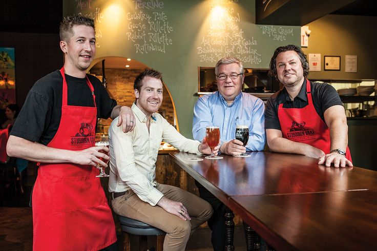 THE STUBBORN GOAT - Downtown's New Favourite Watering Hole