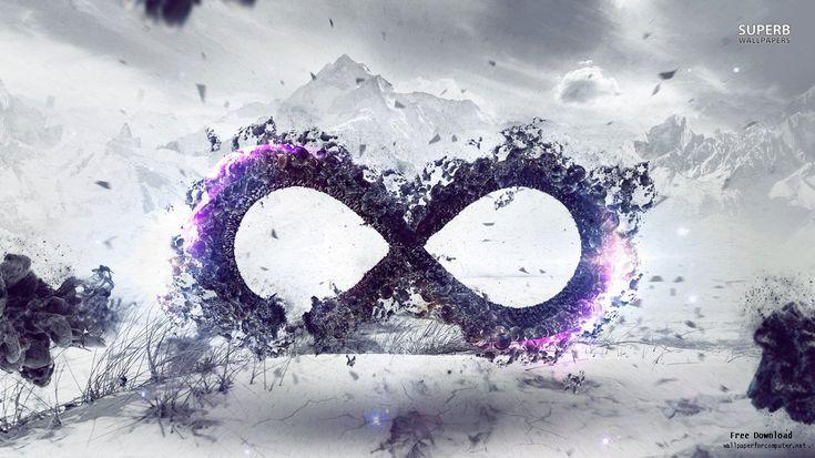 Infinity Sign Wallpaper Galaxy - image #476