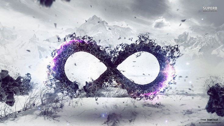 Infinity Sign Wallpaper Galaxy - image #476