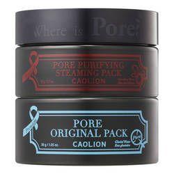 Premium Hot&Cool Pore Pack Duo -  Duet Maseczek Oczyszczających Pory, Efekt Gorą marki CAOLION na sephora.pl: Oryginalne i luksusowe marki kosmetyków - Zapachy, Perfumy, Makijaż, Pielęgnacja Skóry na Sephora.pl