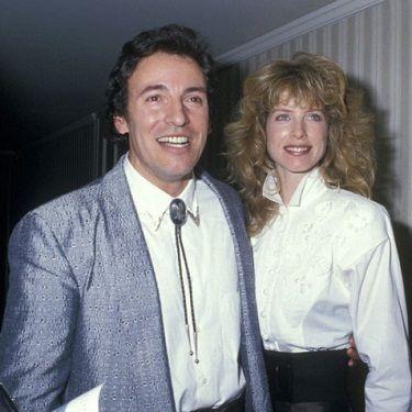 Today In 1985 Bruce Springsteen Married Julianne Phillips