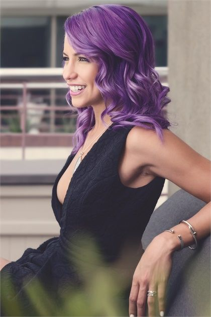 Pulp Riot Formula: Livable Lavender by Alexis Thurston and Rickey Zito - Hair Color - Modern Salon