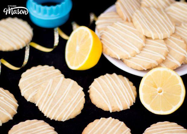 Butter, Sugar, Flour, & Lemon