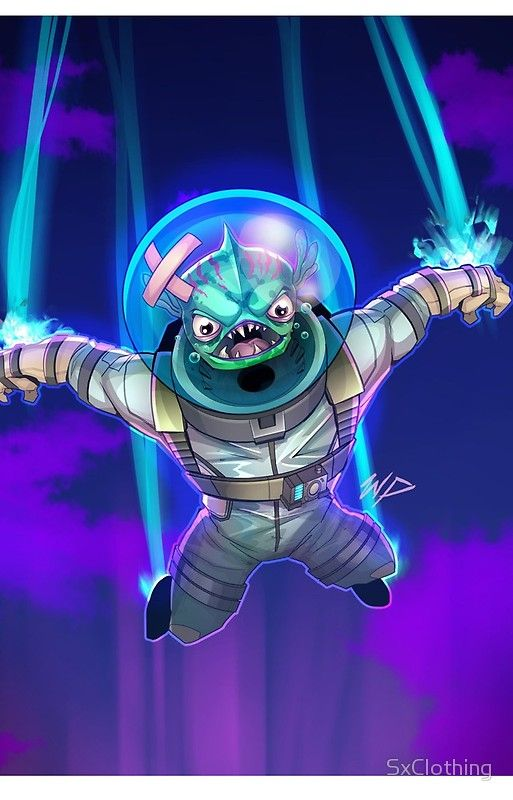 Fortnite Leviathan Fish Skin Birthday Party In 2019 Epic Games