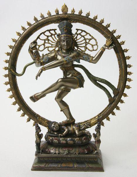 Shiva<br /> (als Nataraja) bij Crystal Temptation in Venlo