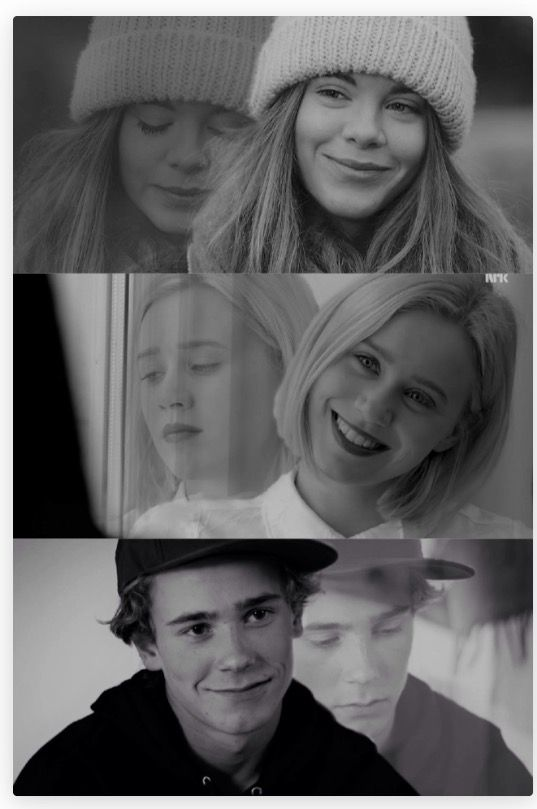 Skam Eva, Noora and Isak