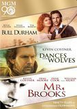 Bull Durham/Dances with Wolves/Mr. Brooks [3 Discs] [DVD]
