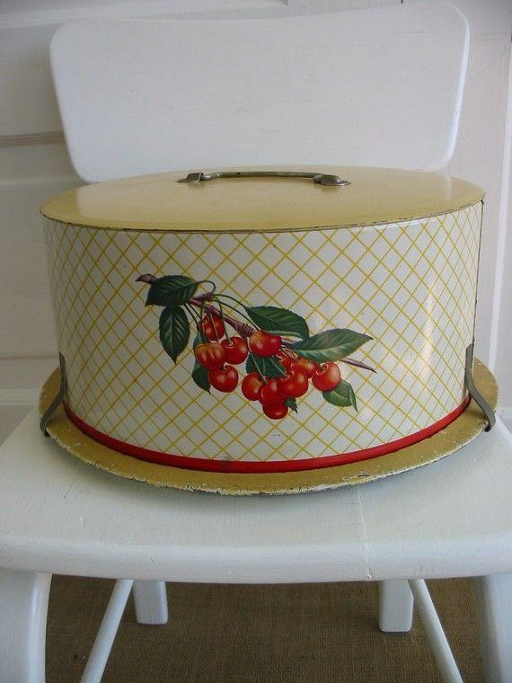 Cake Carrier