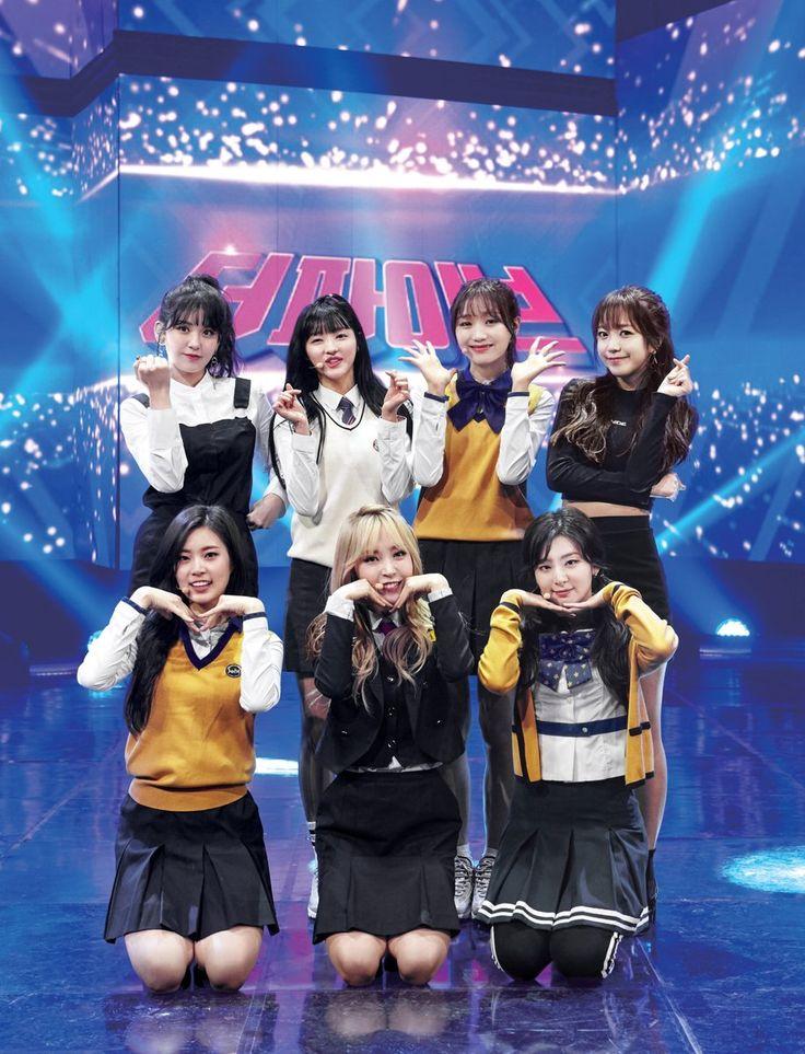 IDOL Drama Operation Team (아이돌 드라마 공작단) - Jeon Somi, Yooa, Sujeong, Kim Sohee, D.ana, Moonbyul & Seulgi