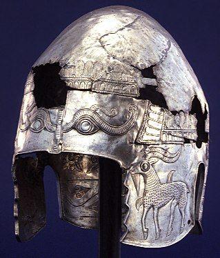 North Thracian-Getic silver helmet, ca 400 B.C.