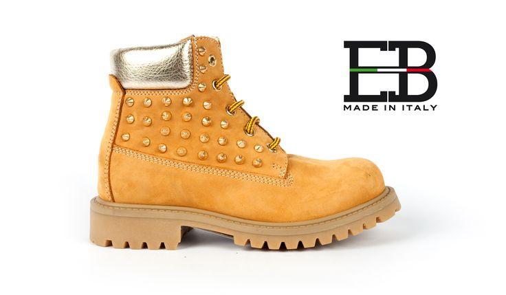 Uno  splendido modello della nostra nuova collezione autunno/inverno 2014/2015!  #EbShoes #Kids #Bimbi #Bambino #Scarpine