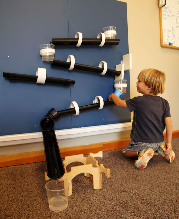 Toys With Balls And Tubes : Best images about pre k balls and ramps on pinterest