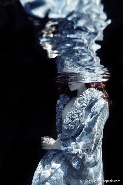 #underwater by giuseppe la spada #underwater #sea #model #sicily #giuseppelaspada #aricampari