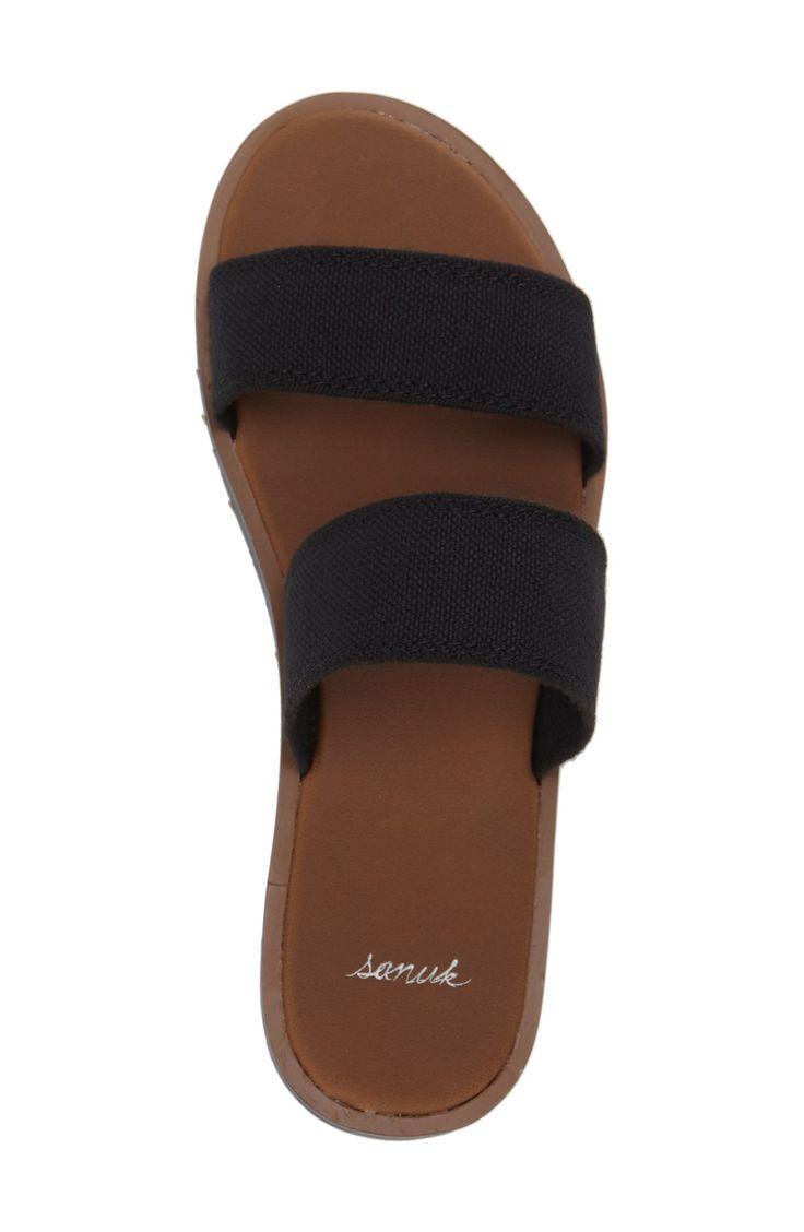 Sanuk & Gora Gora Yoga & # 39; Slide Sandal (women)