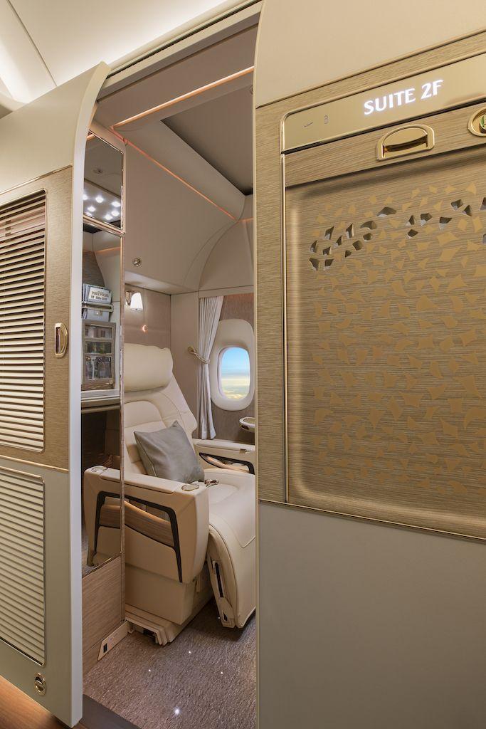 Emirates : nouvelle Première classe (2017)