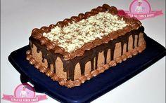 Çikolatalı Kahveli Yaş Pasta Tarifi - Leyla ile Yemek Saati