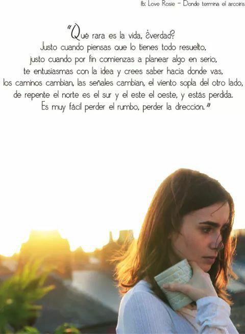 Love, Rosie Quote                                                                                                                                                                                 Más