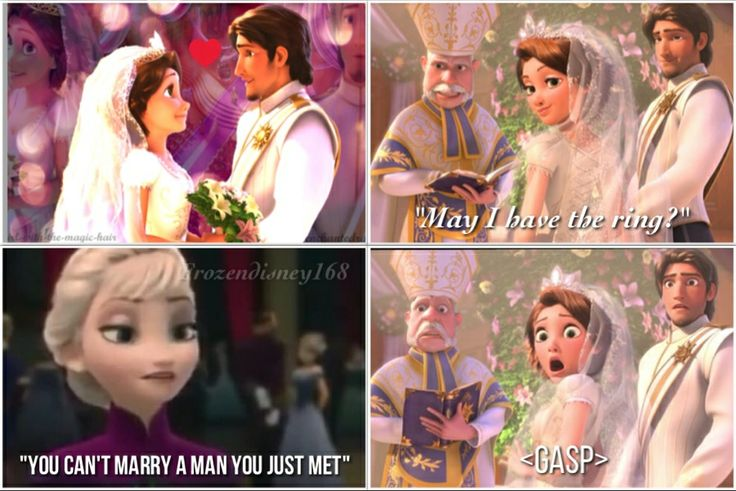 Plot Twist!! tangled ever after