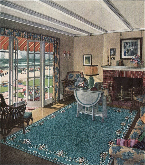 37 Best 1920s Home Living Room Images On Pinterest 1920s