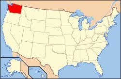 Listă de orașe din statul Washington - Wikipedia