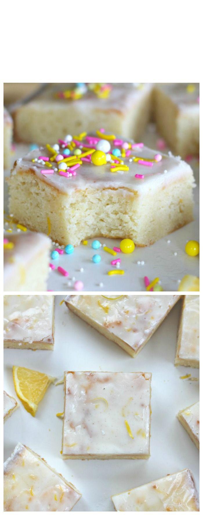 Kick-Ass Lemon Cream Cheese Blondies via @https://www.pinterest.com/BaknChocolaTess/