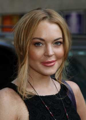 Someone should explain to Lindsay that Adderall is a drug, and that she's in rehab.