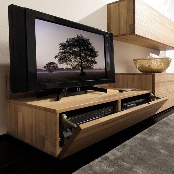 Unique Tv Wall Unit Setup Ideas (1)
