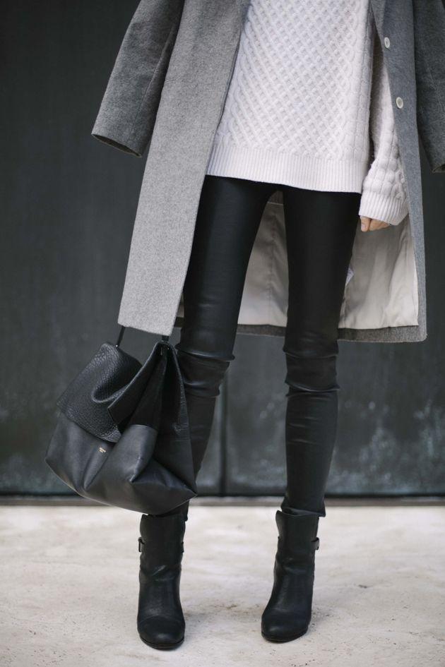 Fresh, monochromatic style