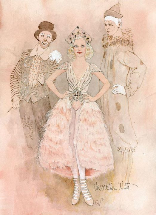 Vintage Elle: Costumes in 'Water for Elephants'